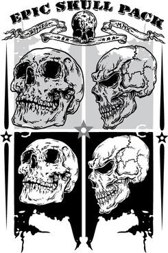 Epic Skull Pack Samples