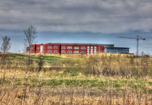 epic systems building on the military ridge state trail