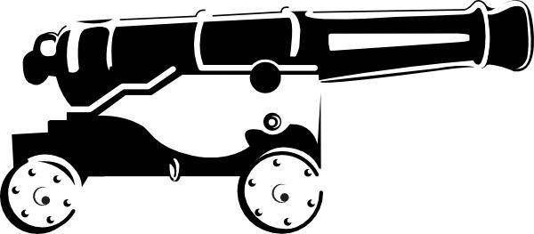 Ericortner Cannon clip art