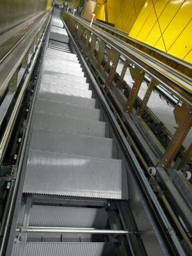 escalator stairs repair