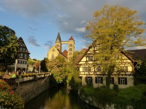 esslingen church think
