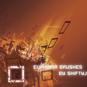 Euphoria Brushes - Grunge Vector Brush Pack