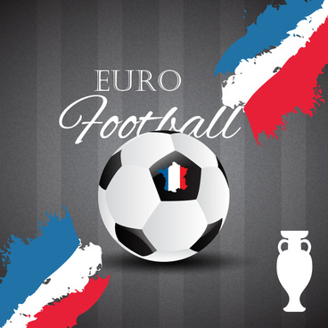 euro football cup banner