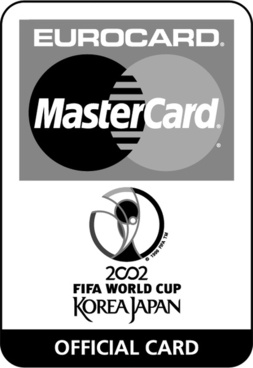 eurocard mastercard 2002 fifa world cup 1