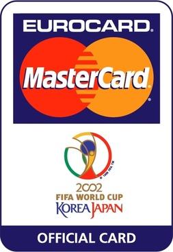 eurocard mastercard 2002 fifa world cup 2