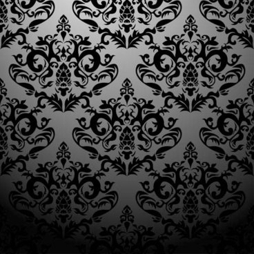 european classic pattern shading 03 vector