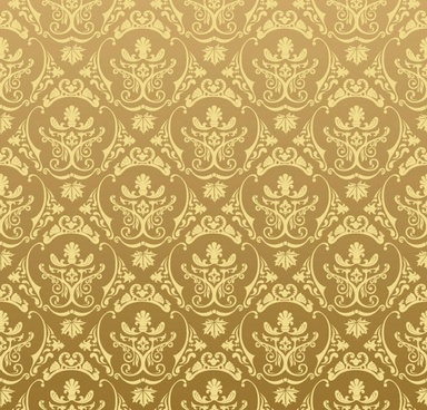 european gorgeous shading pattern vector 5