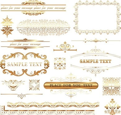 european lace pattern vector
