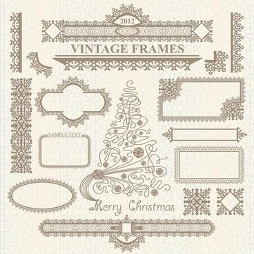 decorative line border eps love free vector download 187 884 free