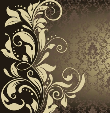 european pattern background 05 vector
