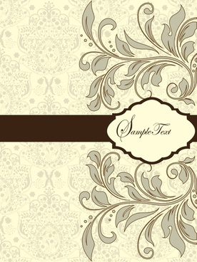 european pattern background vector texture shading