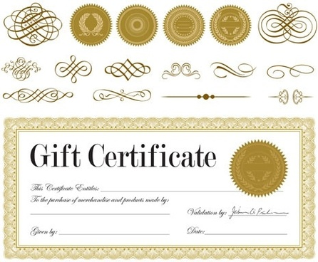 Certificate Free Vector Download 831 Free Vector For Commercial