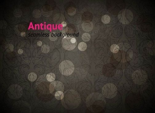 european pattern shading background 02 vector