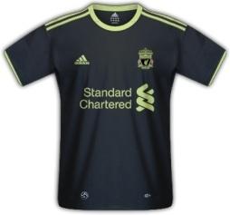 European Shirt 2010 2011