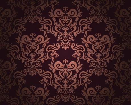 european super beautiful shading pattern vector 2