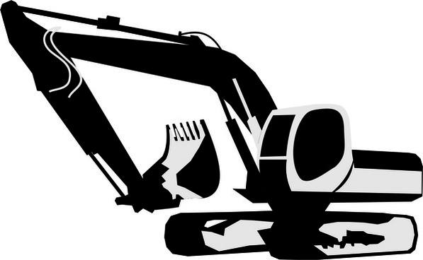 Excavator Vector Free Vector Download 25 Free Vector For