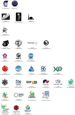 expos logo vector