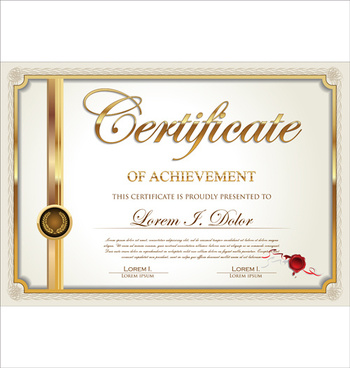 Certificate frame free vector download (6,367 Free vector) for ...