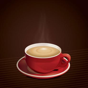 exquisite coffee vector art