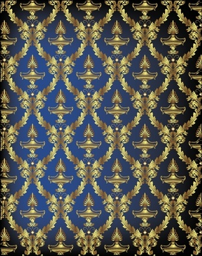 traditional pattern template elegant seamless repeating decor