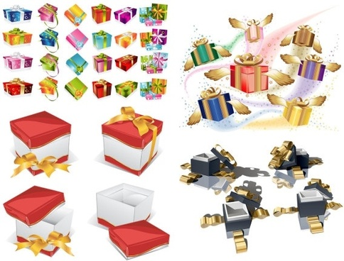 exquisite gift vector