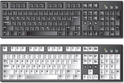 Exquisite keyboard
