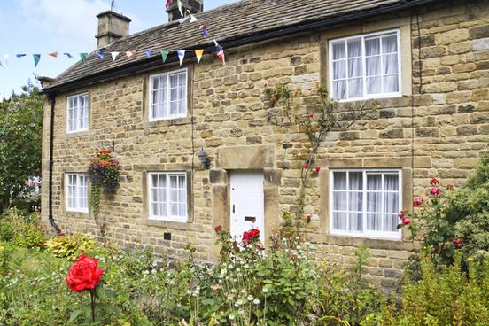 eyam rose cottage