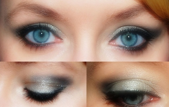 eyes make up cosmetics