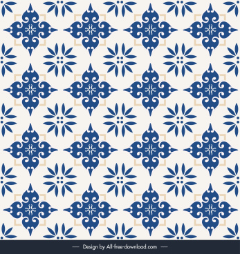 fabric pattern classical oriental repeating symmetrical flat decor