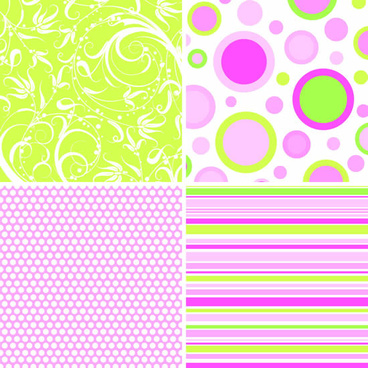 fabric printing pattern background vector graphics