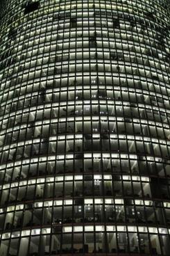 facade building big city