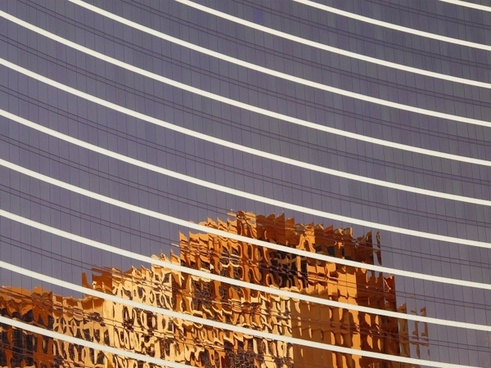 facade glass mirroring