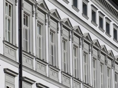 facade window home