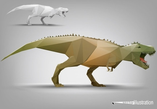 facades body animal models 04 vector