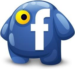 Facebook creatures