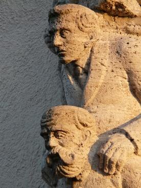 faces stone stonemasonry