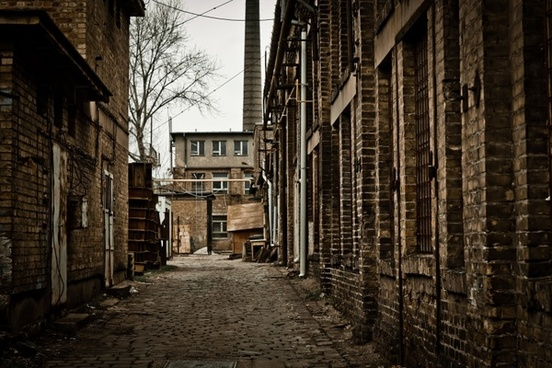 factory dark rust