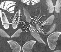 Faerie Wings Brushes Revamped