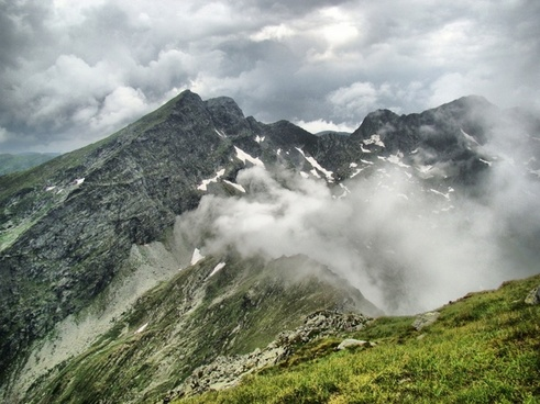fagaras mountains transylvania