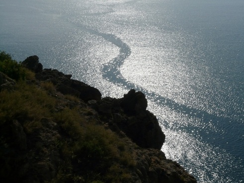 fairway water sea