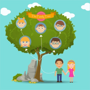 family tree free vector download 5 628 free vector for commercial