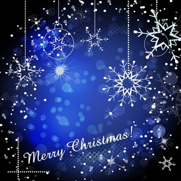 fancy christmas background 05 vector