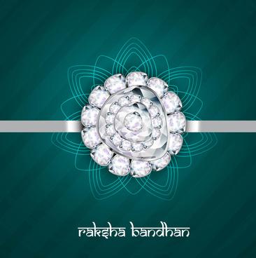 fantastic raksha bandhan indian hindu festival design