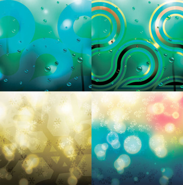 fantasy background colors 4 vector