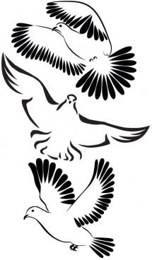 fanustyle spirit dove