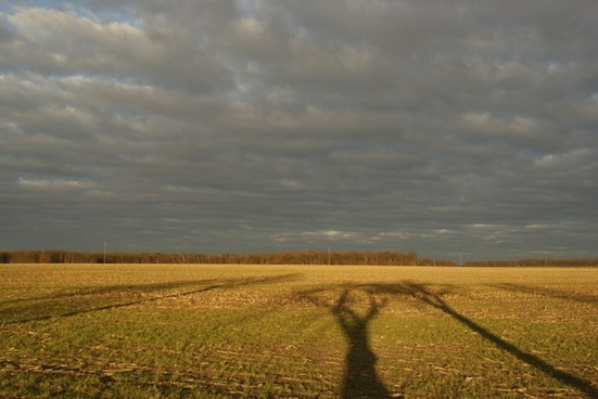 farmer light nature