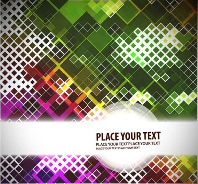 fashion art abstract vector background