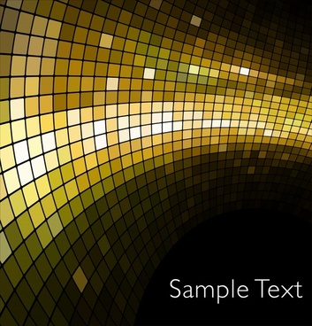 technology background sparkling light panel dynamic 3d design