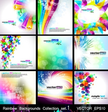 fashion background vector 2 glare symphony