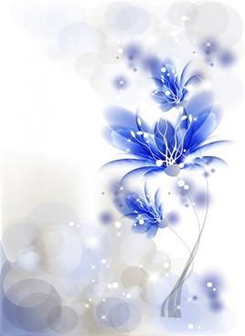 fashion flower flowers vector